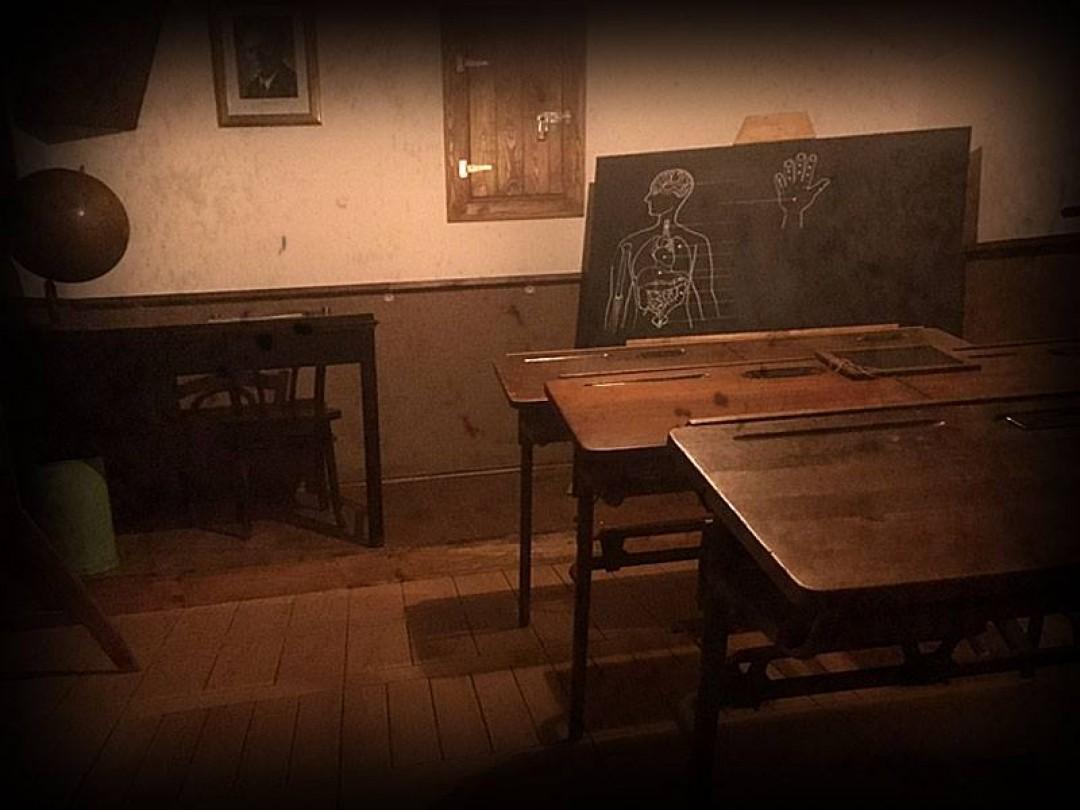 Zvláštní škola - případ zmizelých