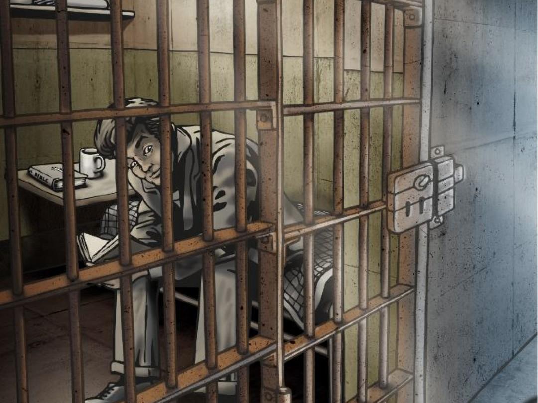 Vězení (pro děti)