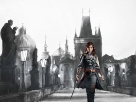 Assassin´s girl