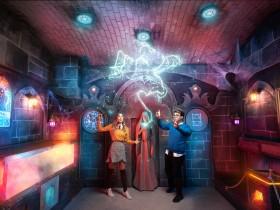 Čarodějnická škola Magie a Kouzel – Epizoda II